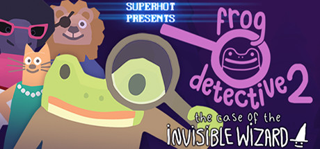 Teaser image for Frog Detective 2: The Case of the Invisible Wizard