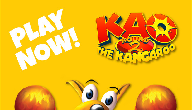 Save 20% on Kao the Kangaroo: Round 2 (2003 re-release) on Steam