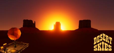 Desert Skies Cover Image