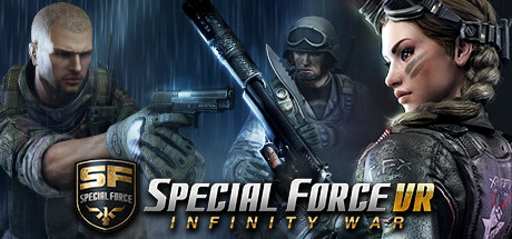 SPECIAL FORCE VR: INFINITY WAR Cover Image