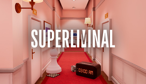 Superliminal on Steam