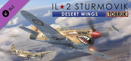 IL2 Sturmovik Desert Wings  Tobruk Capa
