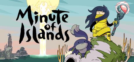 Minute of Islands Capa