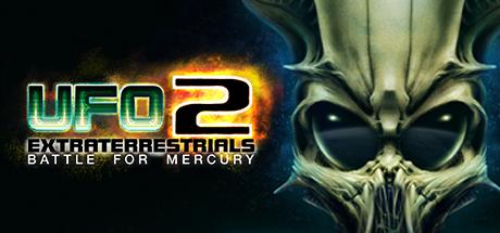 UFO2 Extraterrestrials Capa