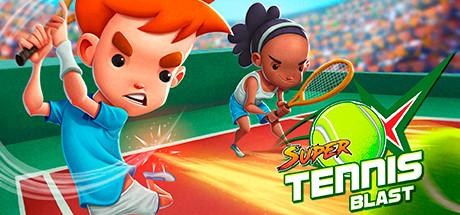 Super Tennis Blast Cover Image