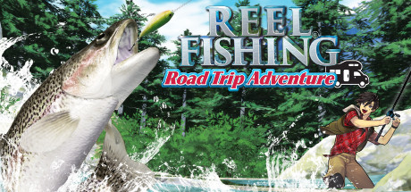 Reel Fishing: Road Trip Adventure Cover Image