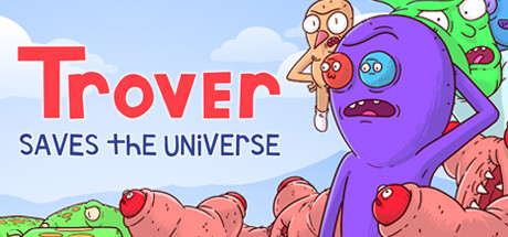 [515p] Trover Saves The Universe [Коллекционные карточки / Steam key]