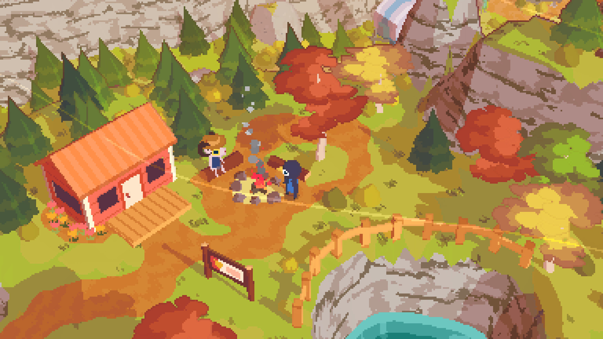 Save 30% on A Short Hike on Steam