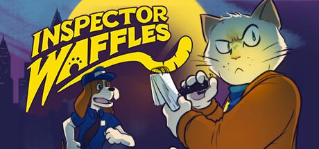 Inspector Waffles Capa