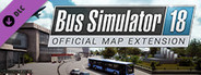 Bus Simulator 18 - Official map extension