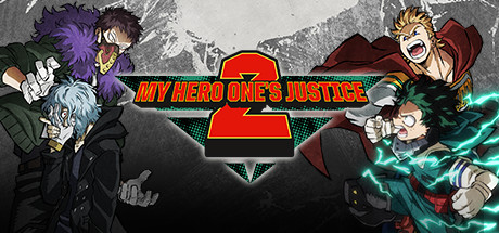 MY HERO ONE'S JUSTICE 2 Cover Image
