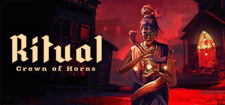 Ritual Crown of Horns Capa