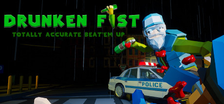 Drunken Fist 🍺👊 Totally Accurate Beat 'em up Cover Image