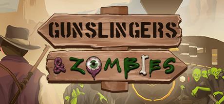 Gunslingers amp Zombies [PT-BR] Capa