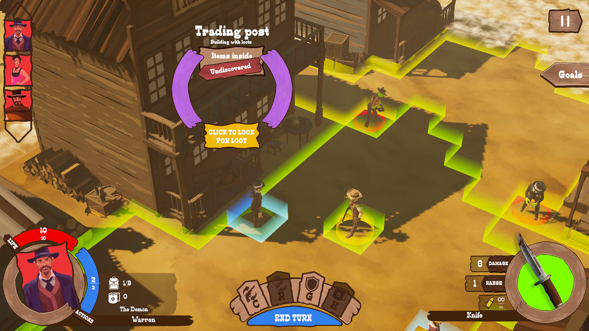 Gunslingers and Zombies Free Download