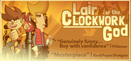 Lair of the Clockwork God Cover Image