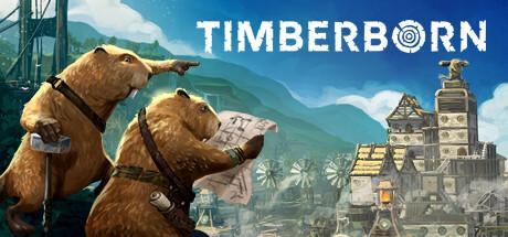 Timberborn [PT-BR] Capa