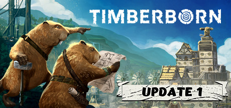 Timberborn Cover Image