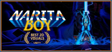 Narita Boy [PT-BR] Capa