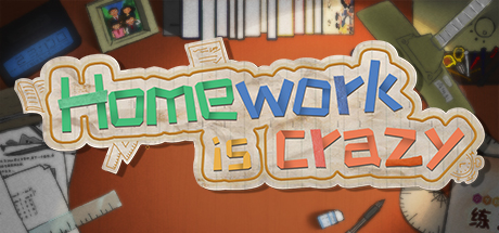 HomeWork Is Crazy / 作业疯了 Cover Image