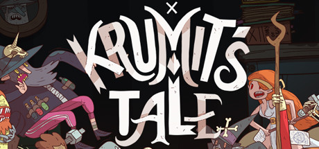 Meteorfall: Krumit's Tale Cover Image
