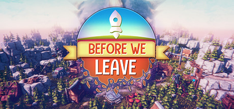 Before We Leave [PT-BR] Capa