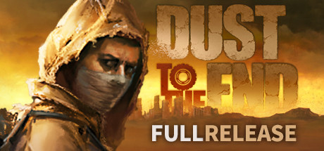 Dust to the End Capa