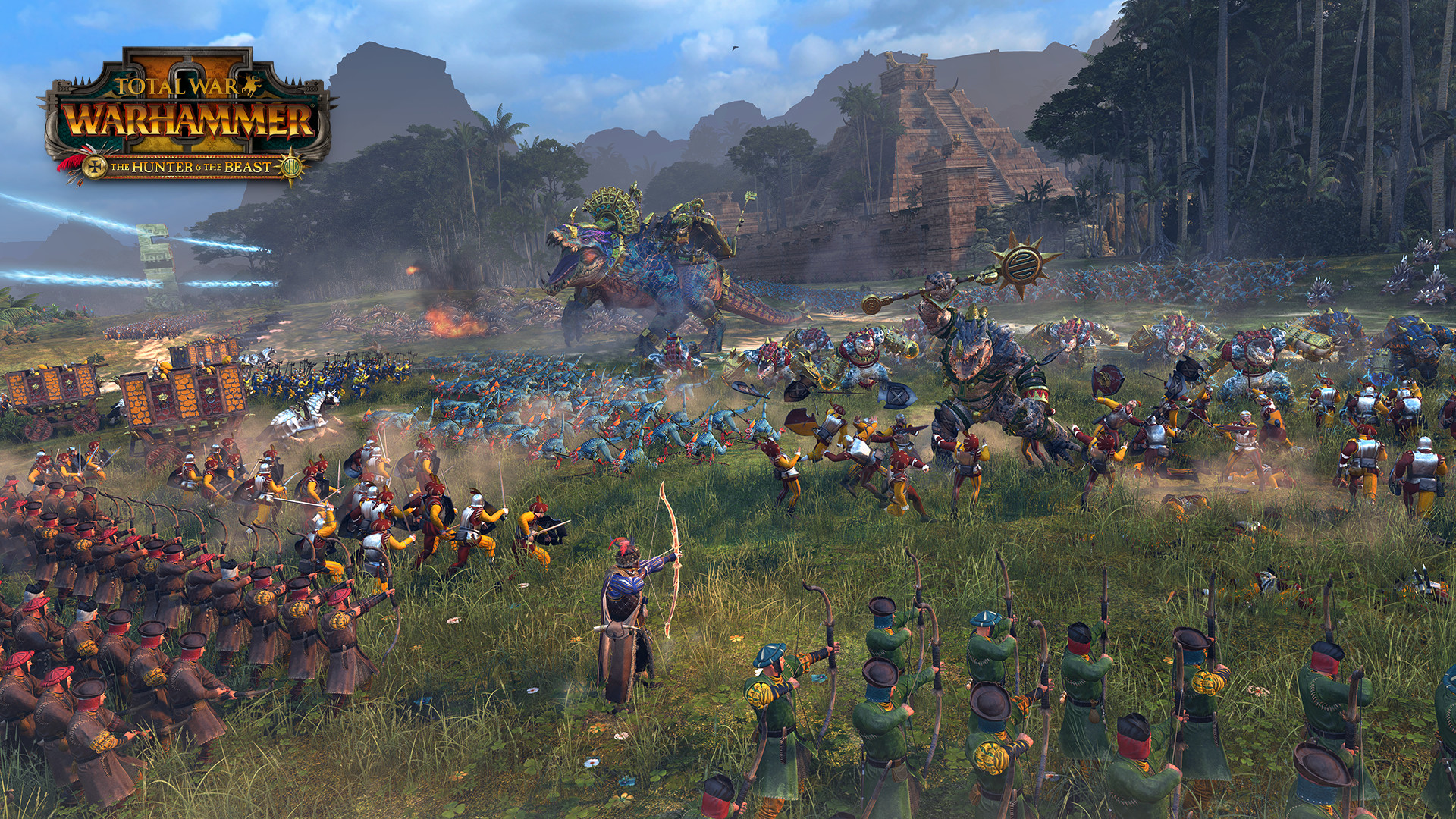 Save 33 On Total War Warhammer Ii The Hunter The Beast On Steam The wandering soul tries to find himself in the battlefield with only one reason to live. total war warhammer ii the hunter the beast