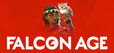 Falcon Age Capa