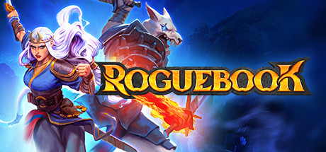 Roguebook Cover Image