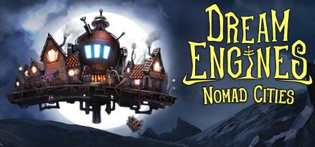 Dream Engines Nomad Cities Capa