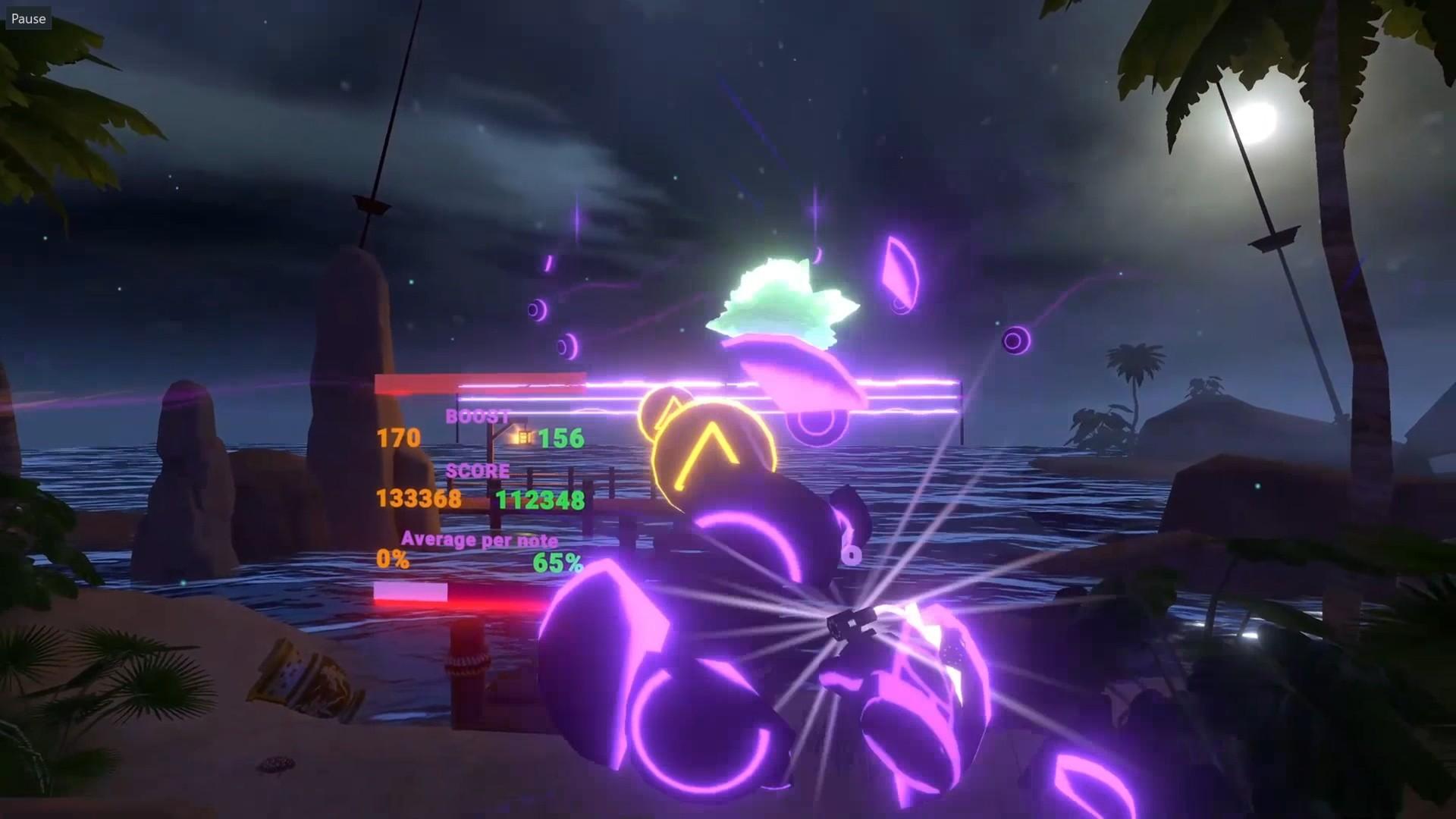 Oculus Quest 游戏《Song Beater》节奏打手插图(2)