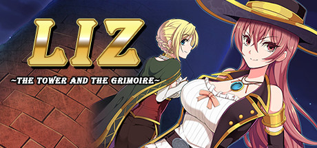 Liz ~The Tower and the Grimoire~ Cover Image