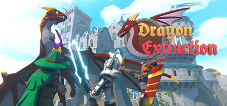 Dragon Extinction Capa