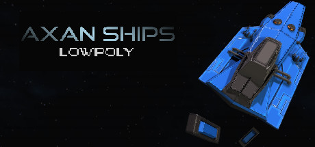 Axan Ships - Low Poly Cover Image