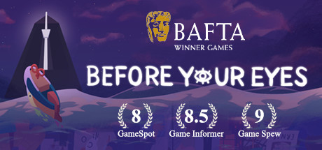 Before Your Eyes Capa