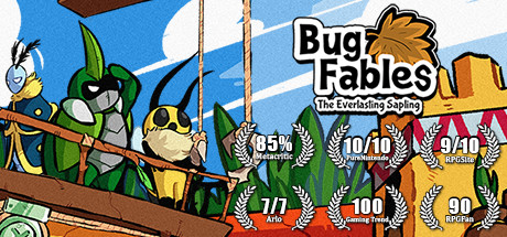 Bug Fables 1.1 is now live!