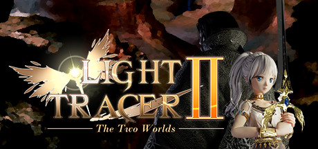 Light Tracer 2 ~The Two Worlds~ Cover Image