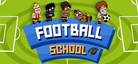 Football School Cover Image