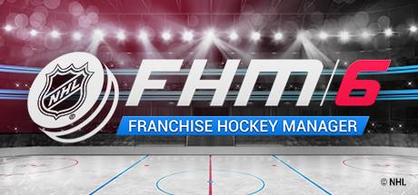 Franchise Hockey Manager 6 Cover Image