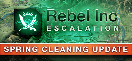 Rebel Inc: Escalation Cover Image