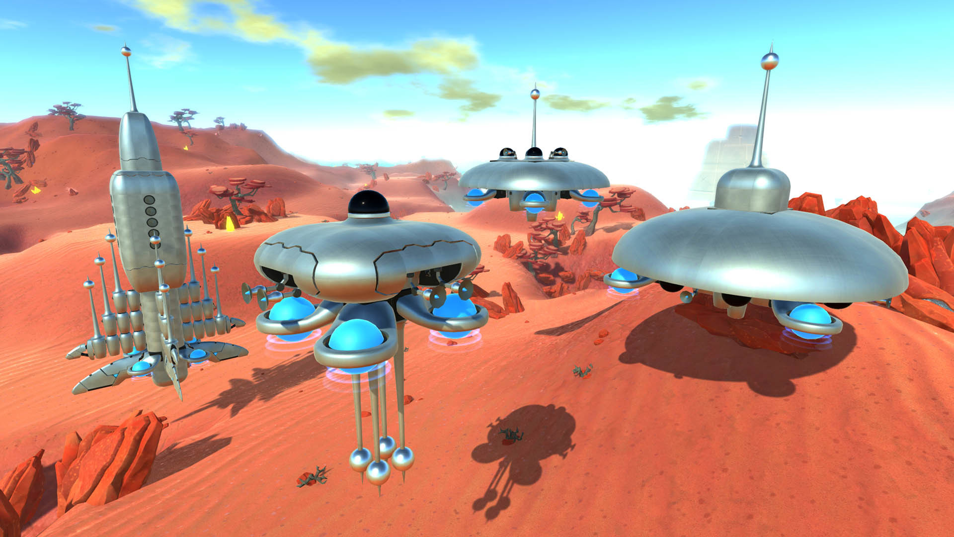 Terratech - to the stars pack wwe