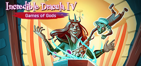 Teaser image for Incredible Dracula 4: Games Of Gods