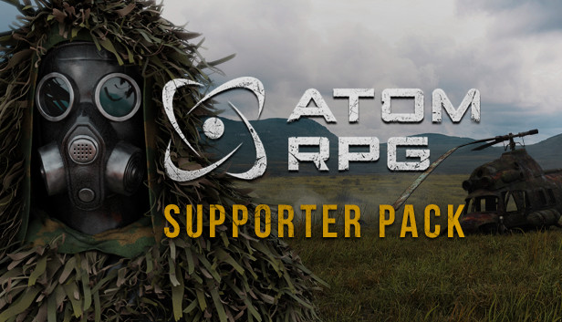 ATOM RPG - Supporter Pack в Steam