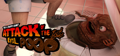Teaser for ATTACK OF THE EVIL POOP