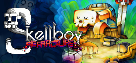 Skellboy Refractured Capa