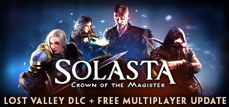 Solasta Crown of the Magister Capa