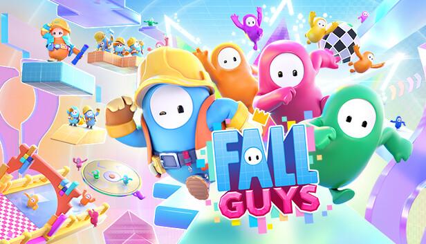 NANDY PERSONAL CARE Fall Guys Ultimate Knockout Sudadera con Capucha 3D Patr/ón de descompresi/ón Unisex Sudadera Cord/ón Sudadera
