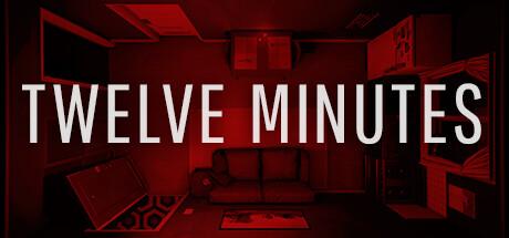 Twelve Minutes [PT-BR] Capa
