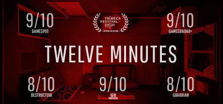 Twelve Minutes Cover Image